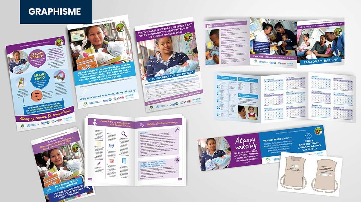 UNICEF – Programme élargi de vaccination